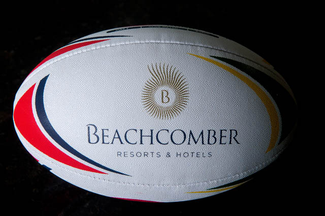 Branded Rugby 10s ball